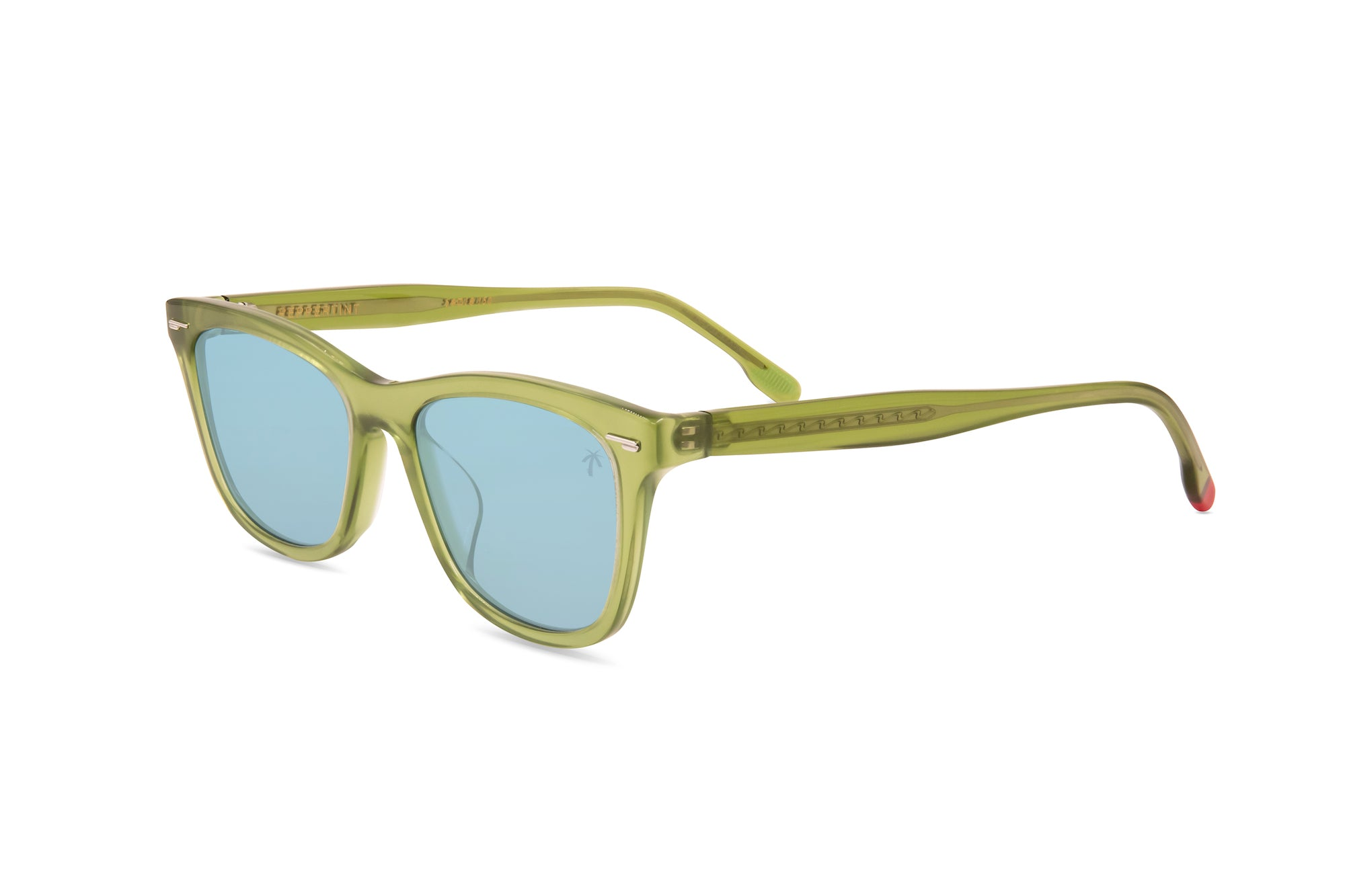 Overland in Light Blue - Peppertint - Designer sunglasses