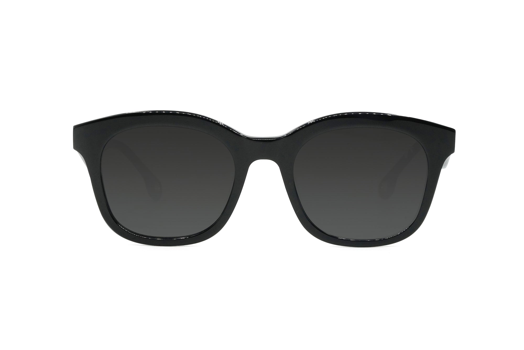 TenWest in Black - Peppertint - Designer sunglasses