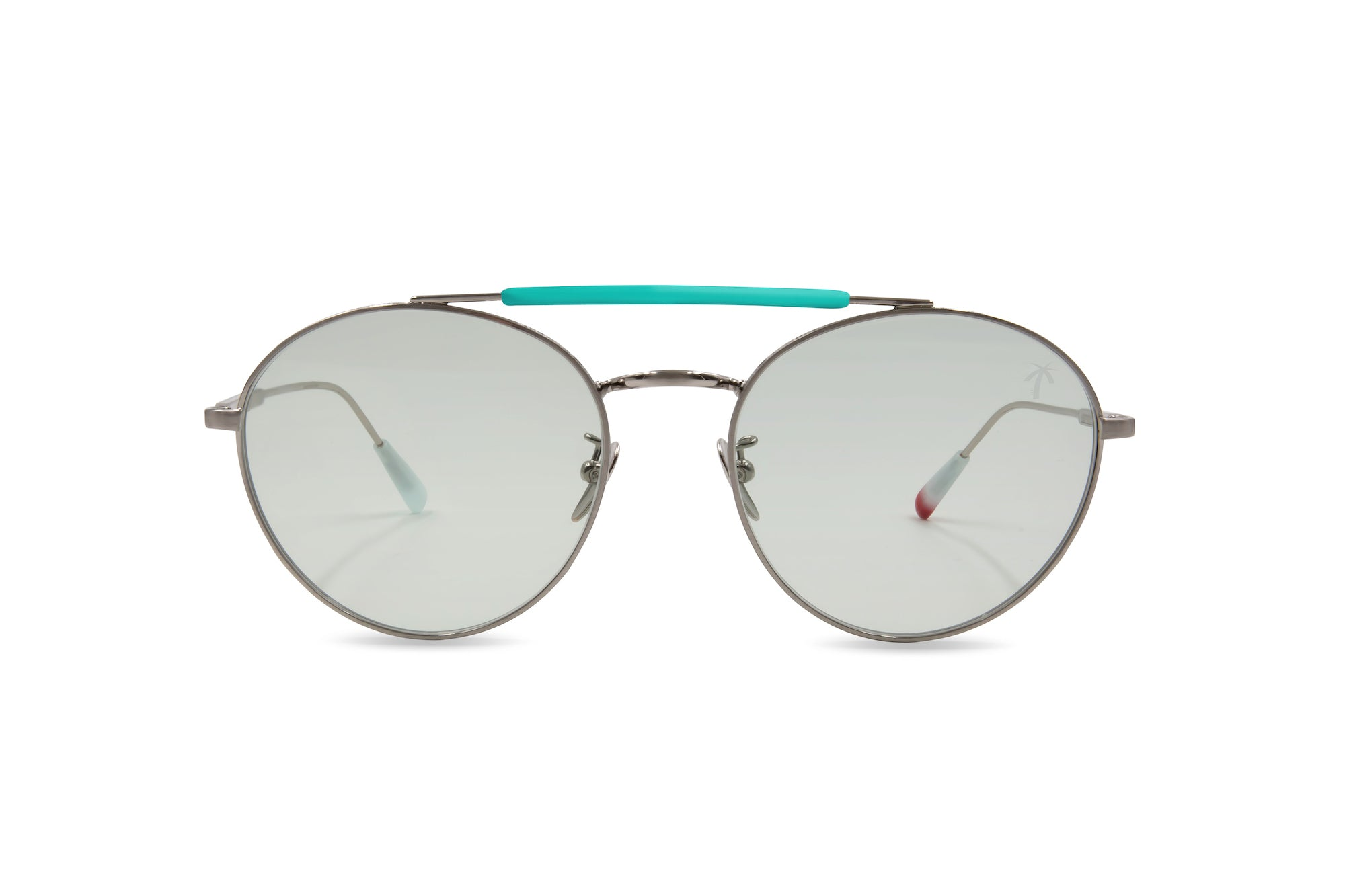 Westwood in Pale Green - Peppertint - Designer sunglasses