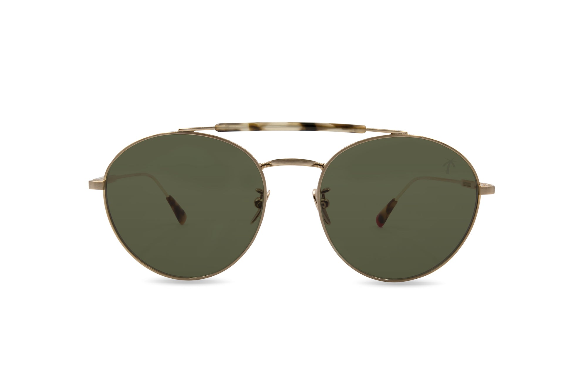 Westwood in Olive Green - Peppertint - Designer sunglasses