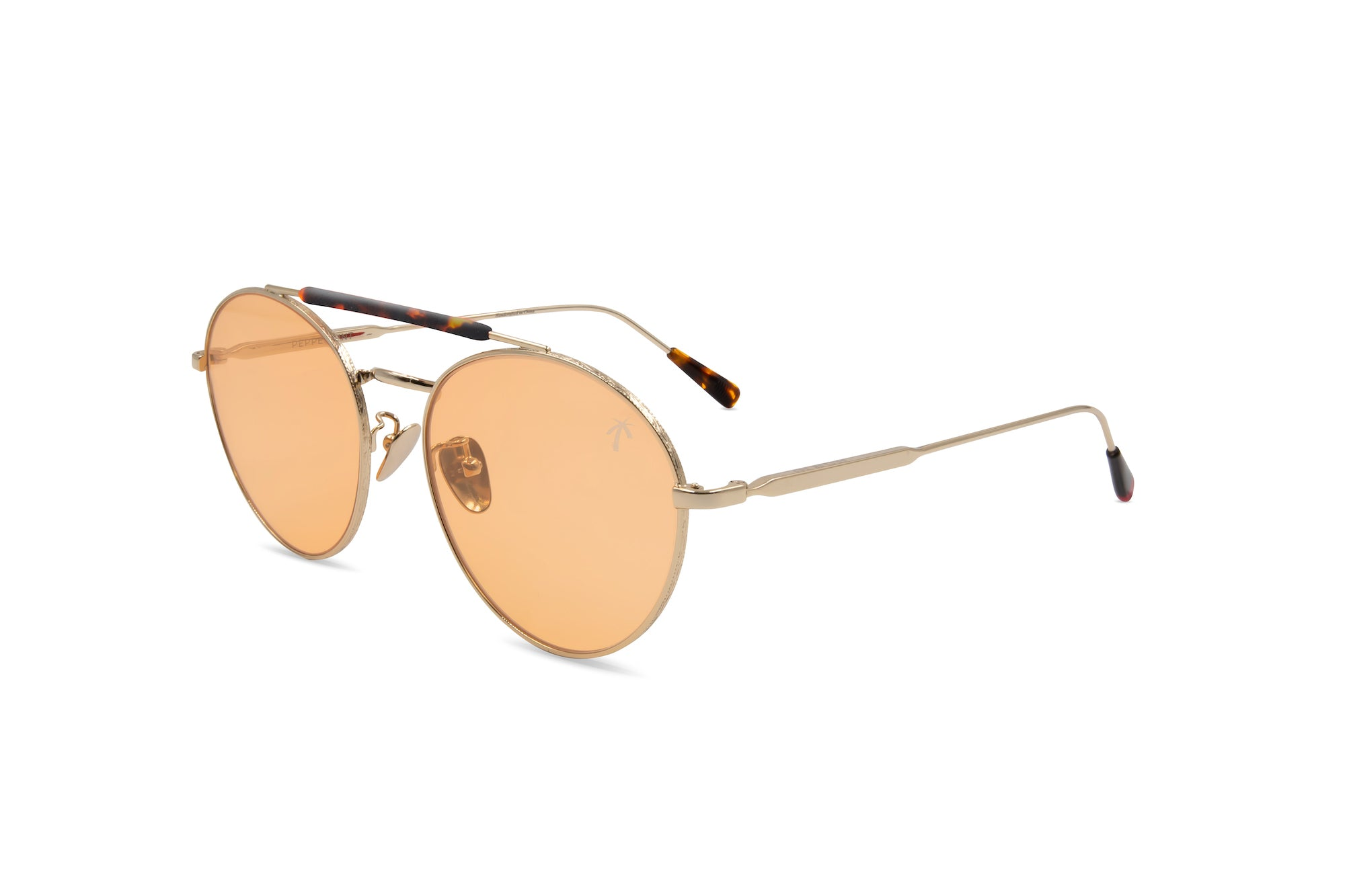 Westwood in Orange - Peppertint - Designer sunglasses