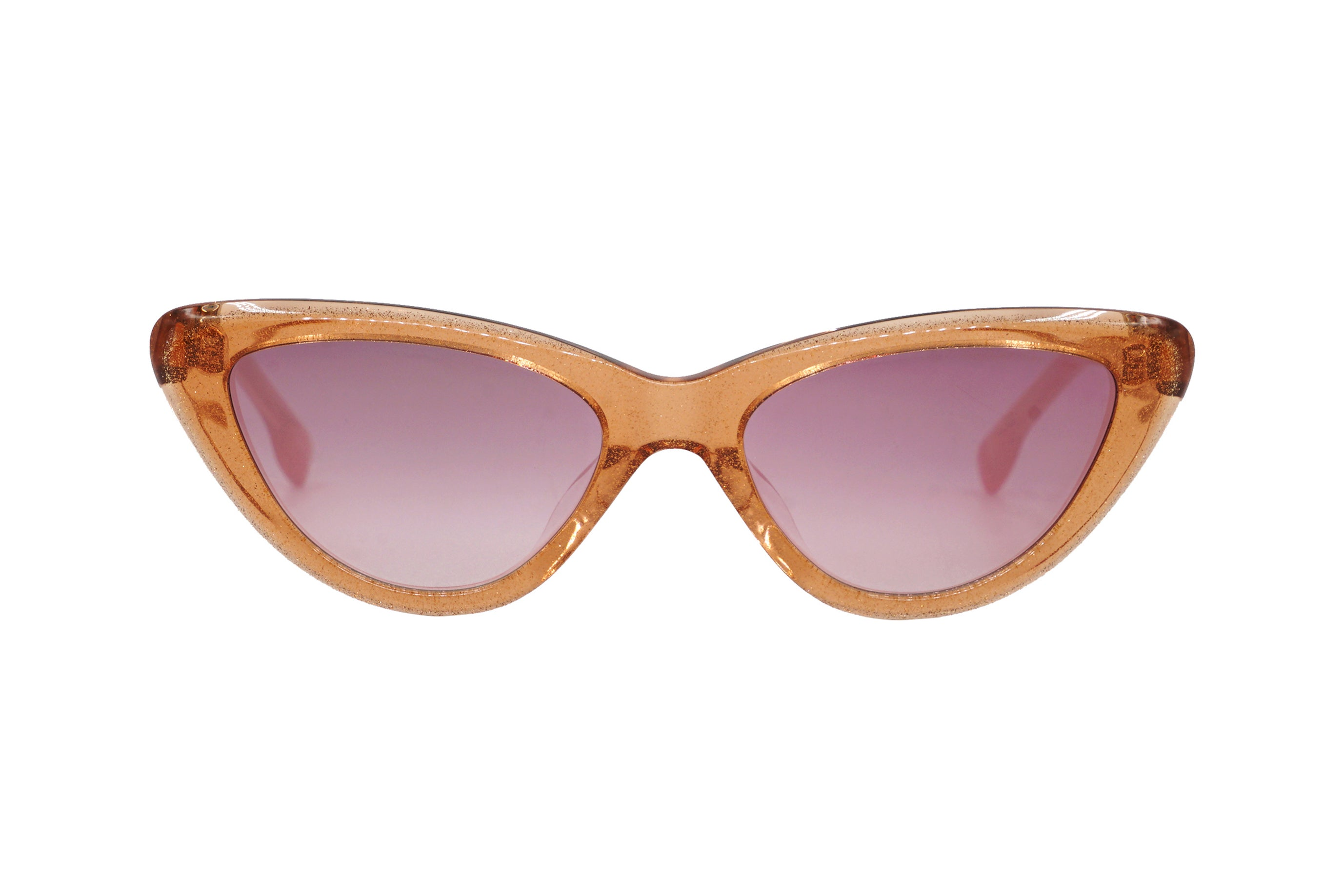 Beverly in Pink Mirror - Peppertint - Designer sunglasses