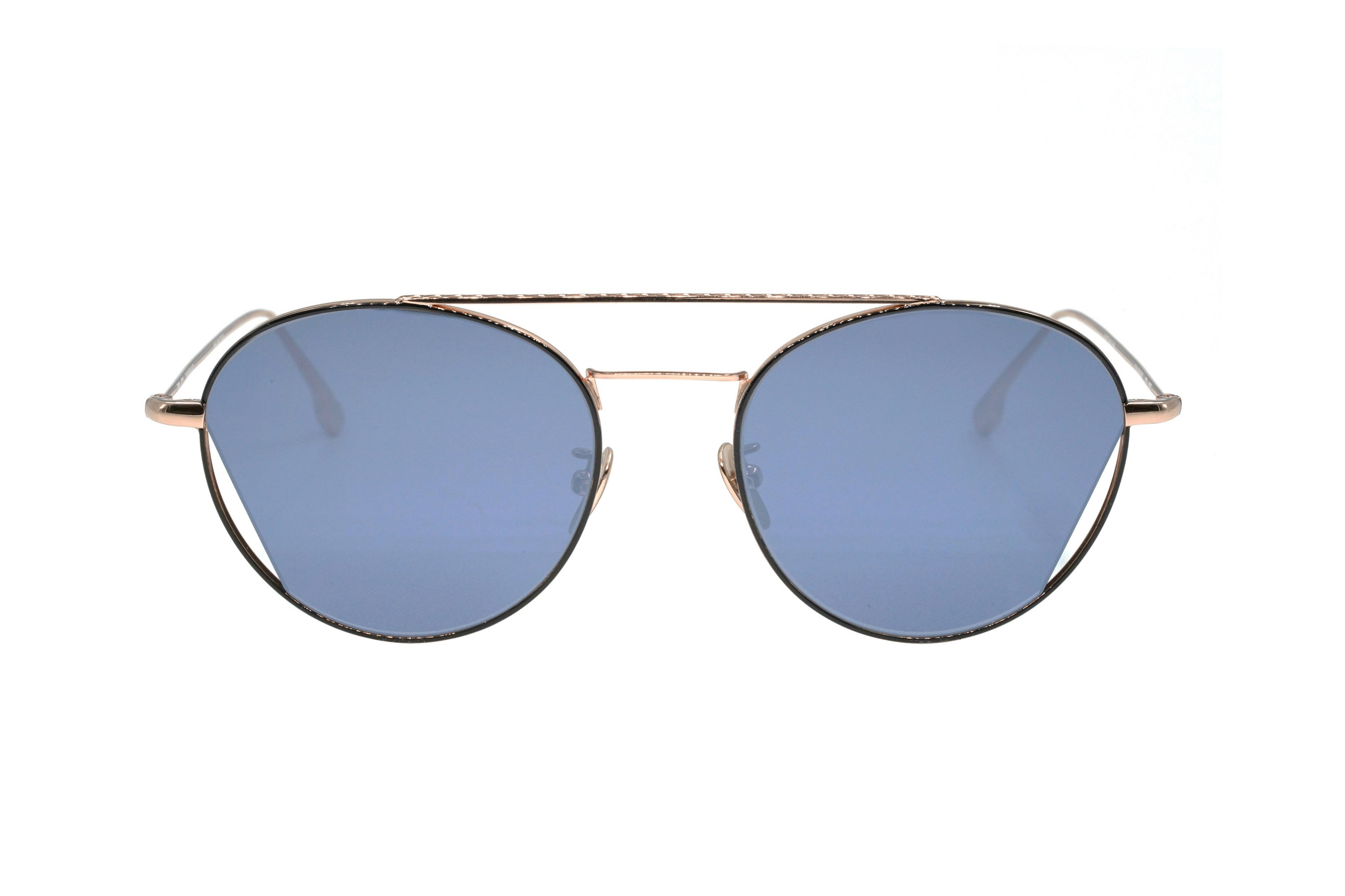 Calabasas in Blue Mirror - Peppertint - Designer sunglasses
