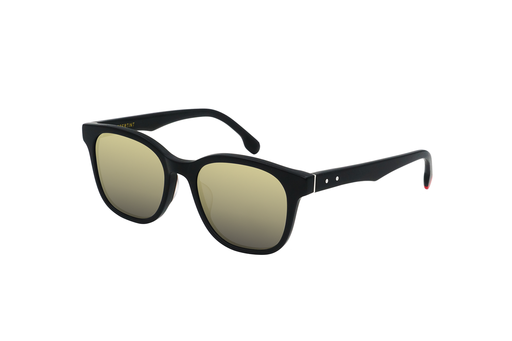PCH in Champagne Mirror - Peppertint - Designer sunglasses