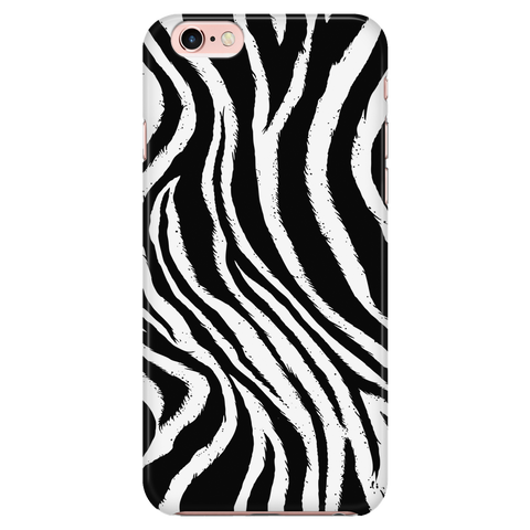White Tiger - Phone Case (iPhone & Galaxy)
