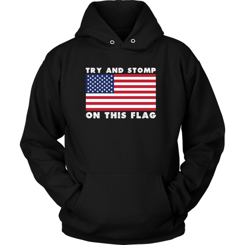 Respect Our Flag Hoodie