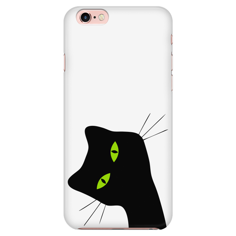 Peek-a-boo - Cat Phone Case