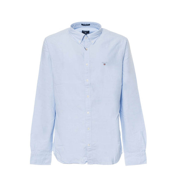 GANT - THE OXFORD SHIRT SLIM CAPRI BLUE