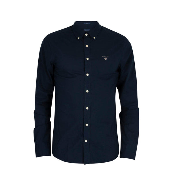 GANT - BROADCLOTH SLIM SHIRT 3046402 NAVY