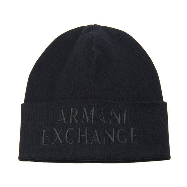 ARMANI EXCHANGE - BEANIE 3HZ41C BLACK