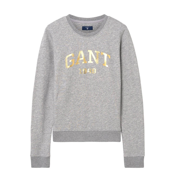 GANT - WOMEN'S GIFT GIVING LOGO GREY