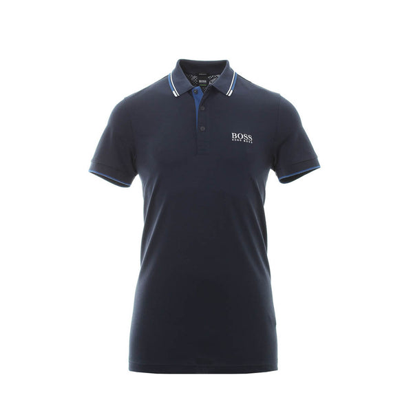HUGO BOSS - MEN'S PADDY PRO POLO NAVY