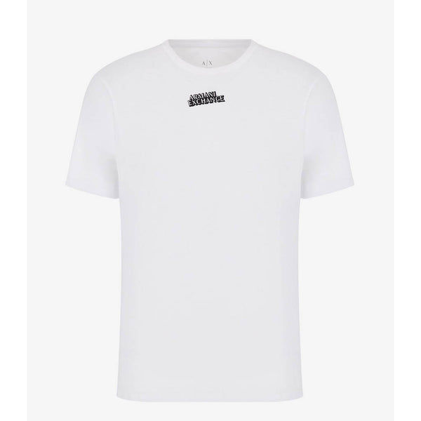 ARMANI EXCHANGE - MEN'S 6HZTAY TEE WHITE