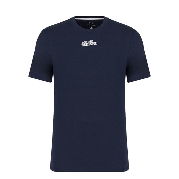ARMANI EXCHANGE - MEN'S 6HZTAY TEE NAVY