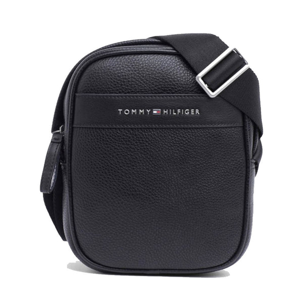 TOMMY HILFIGER - TH BUSINESS MINI REPORTER BLACK