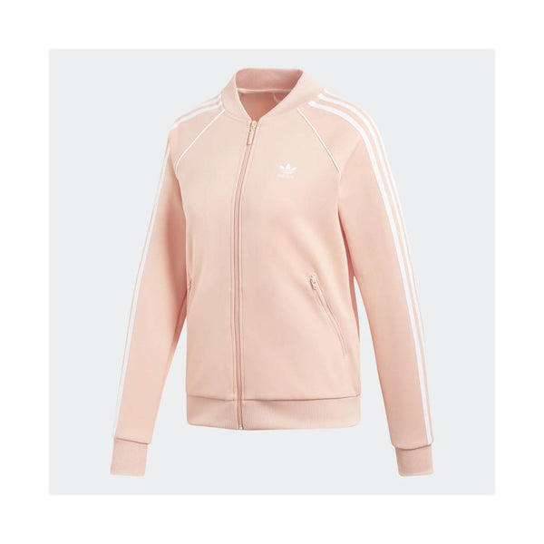 ADIDAS - WOMEN'S SST TRACK JACKET PINK