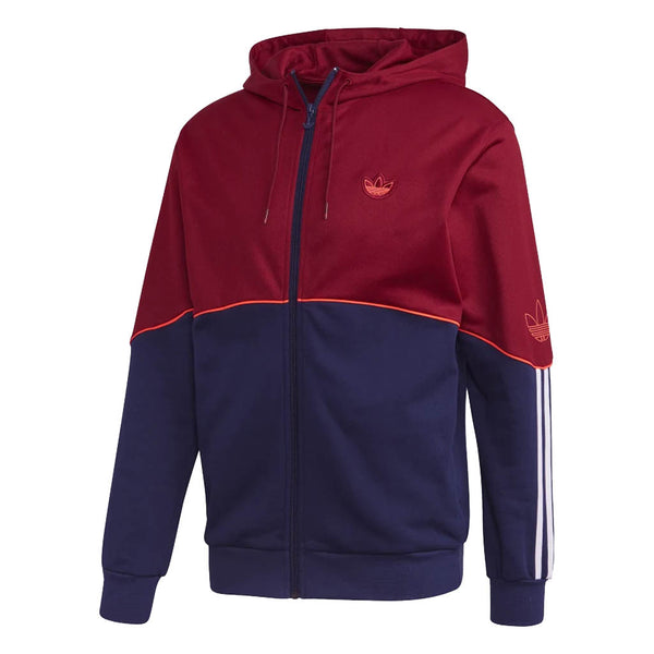 ADIDAS - MEN'S OUTLINE HOODIE BURGUNDY