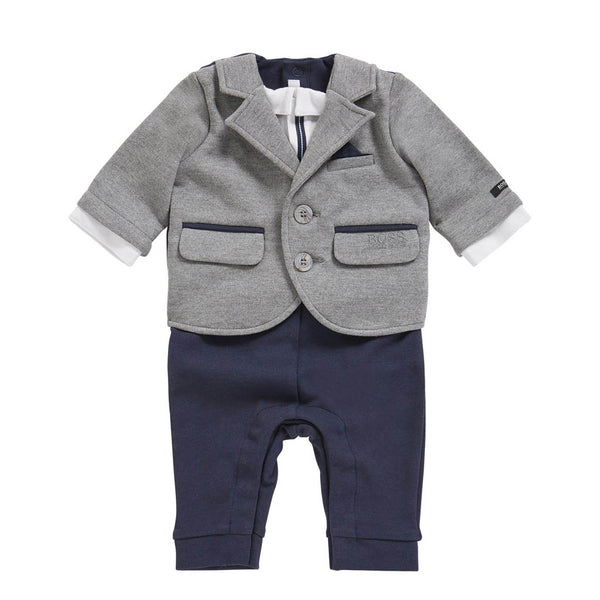 HUGO BOSS - BOY'S J94231 JUMPSUIT