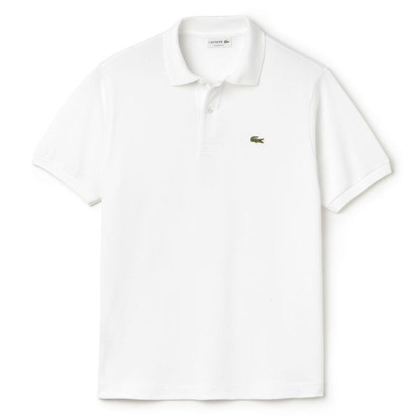 LACOSTE - MEN'S L.12.12 POLO WHITE