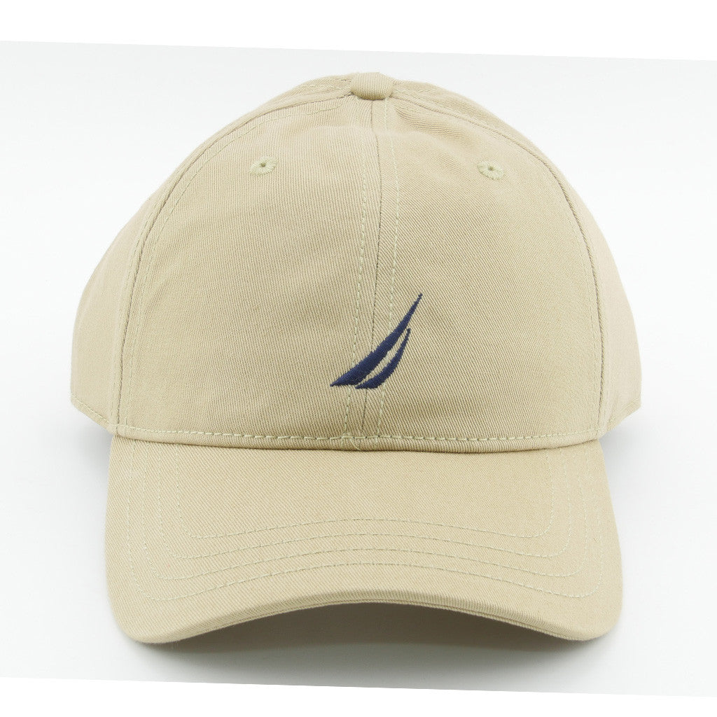 NAUTICA - 6 PANEL BUCKLE HAT KHAKI - Urban Equipment ab268d239a0