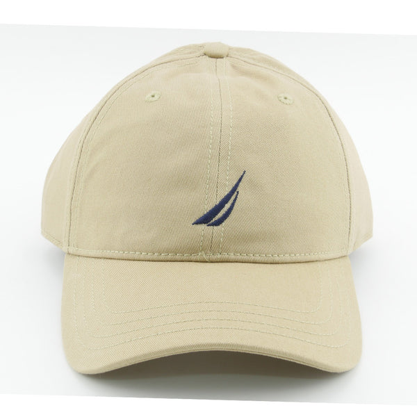 NAUTICA - 6 PANEL BUCKLE HAT KHAKI