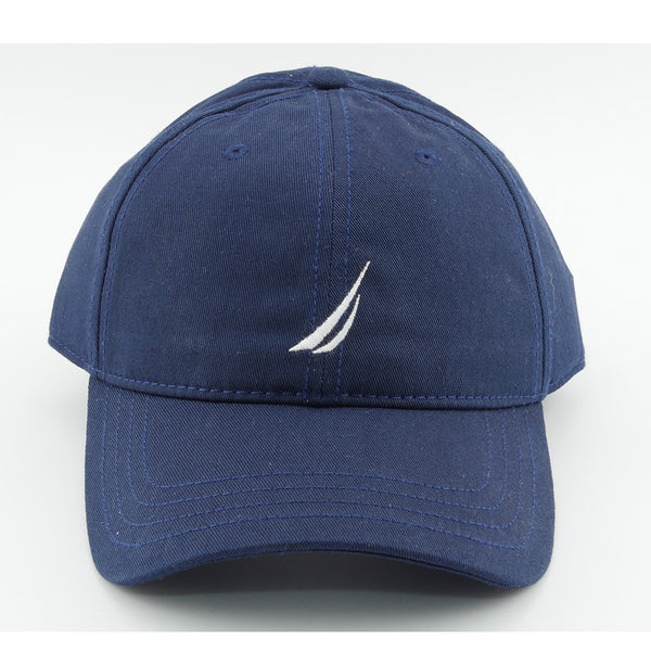 NAUTICA - 6 PANEL BUCKLE HAT NAVY