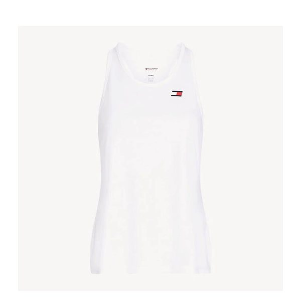 TOMMY HILFIGER  - WOMEN'S TANK TOP WHITE