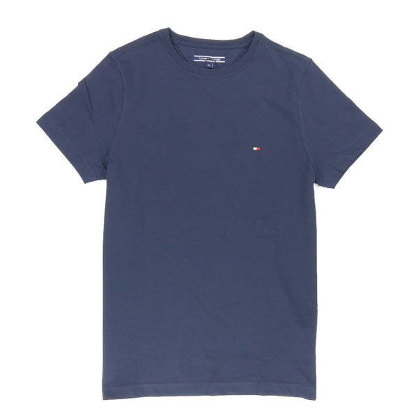 TOMMY HILFIGER - MAY CREW NECK TEE NAVY