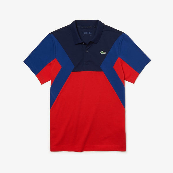LACOSTE - MEN'S ULTRA LIGHT COTTON POLO NAVY