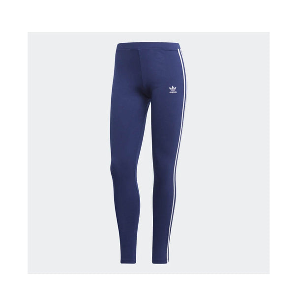 ADIDAS - WOMEN'S 3-STRIPES TIGHTS DARK BLUE