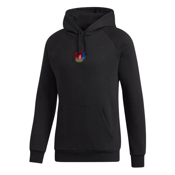ADIDAS - MEN'S 3D TREFOIL GRAPHIC SWEAT HOODIE