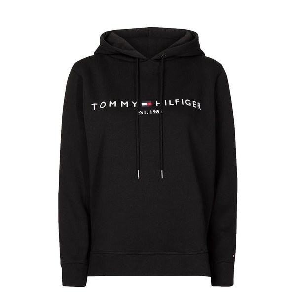 TOMMY HILFIGER - WOMEN'S TH ESS HILFIGER BLACK