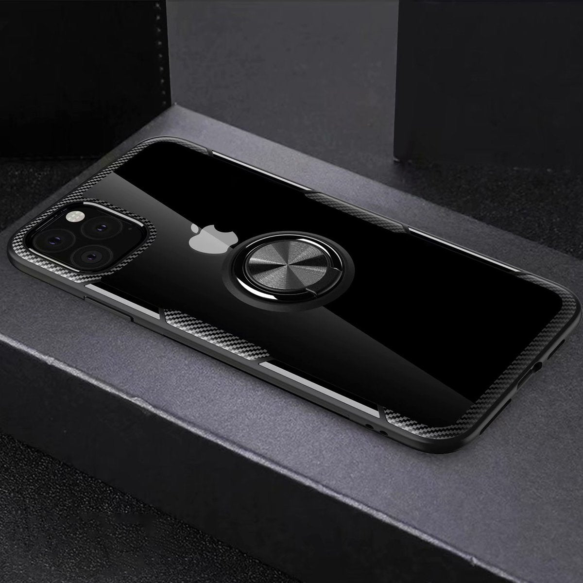 Elite Ring Holder Cool iPhone Case