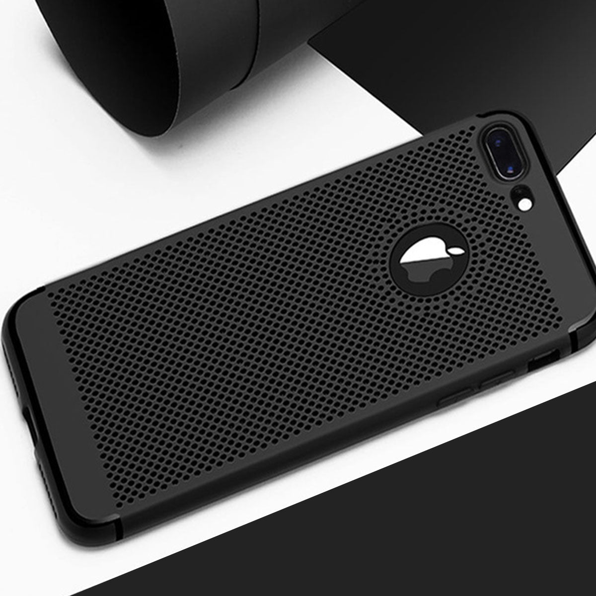 Heat Dissipation Full Protection Luxury iPhone Case