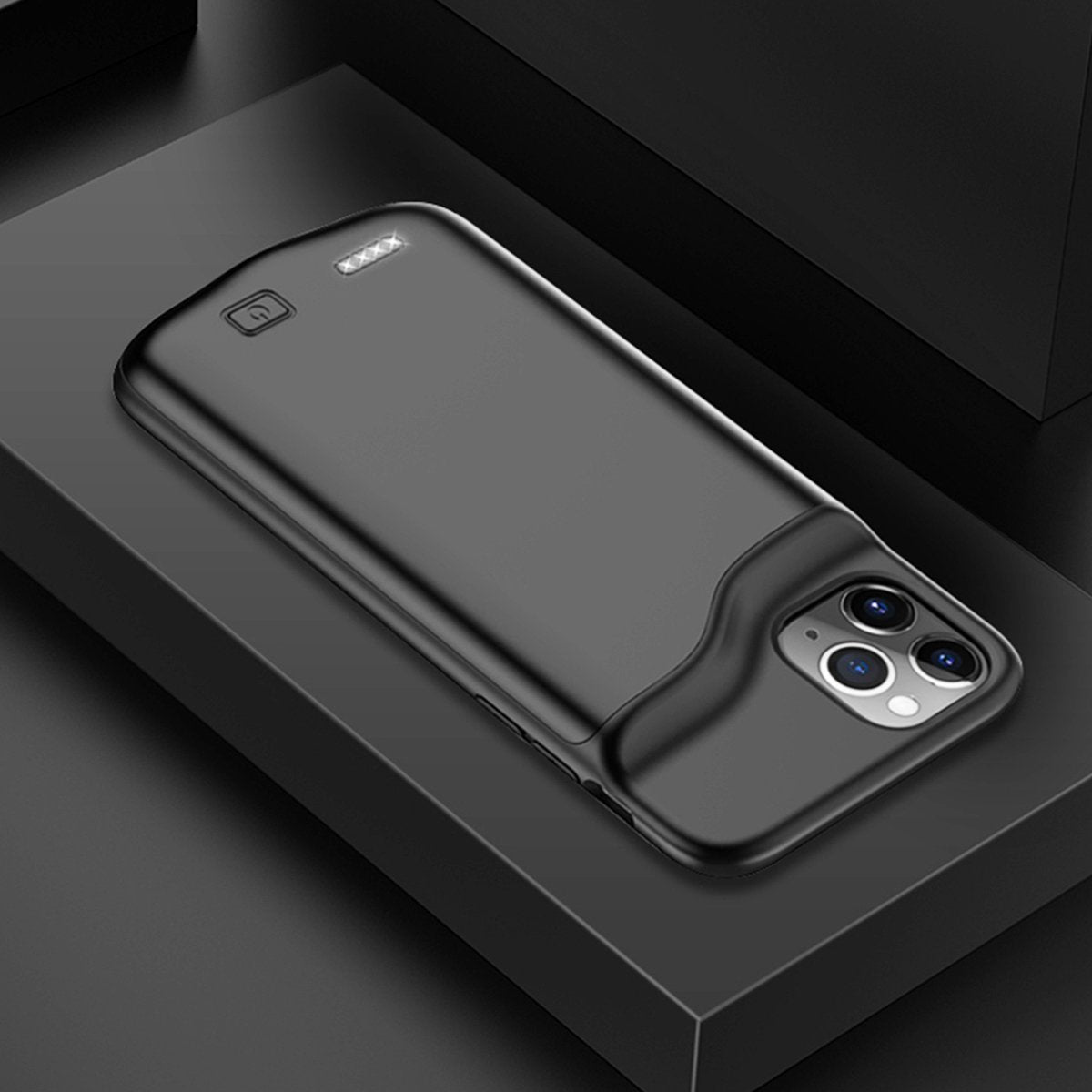 LUXURY Cool Battery iPhone Case