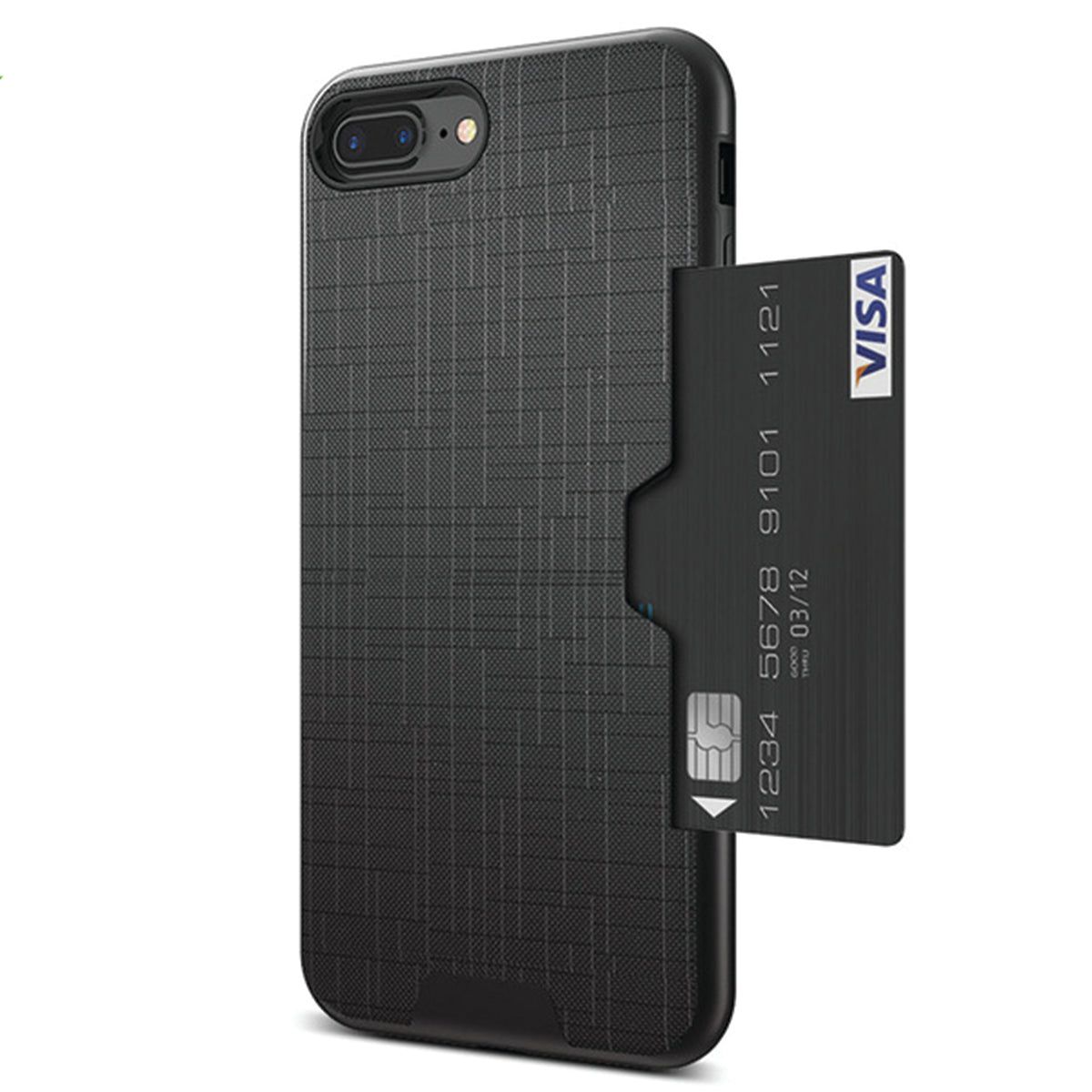 Luxury iWallet Case For iPhone