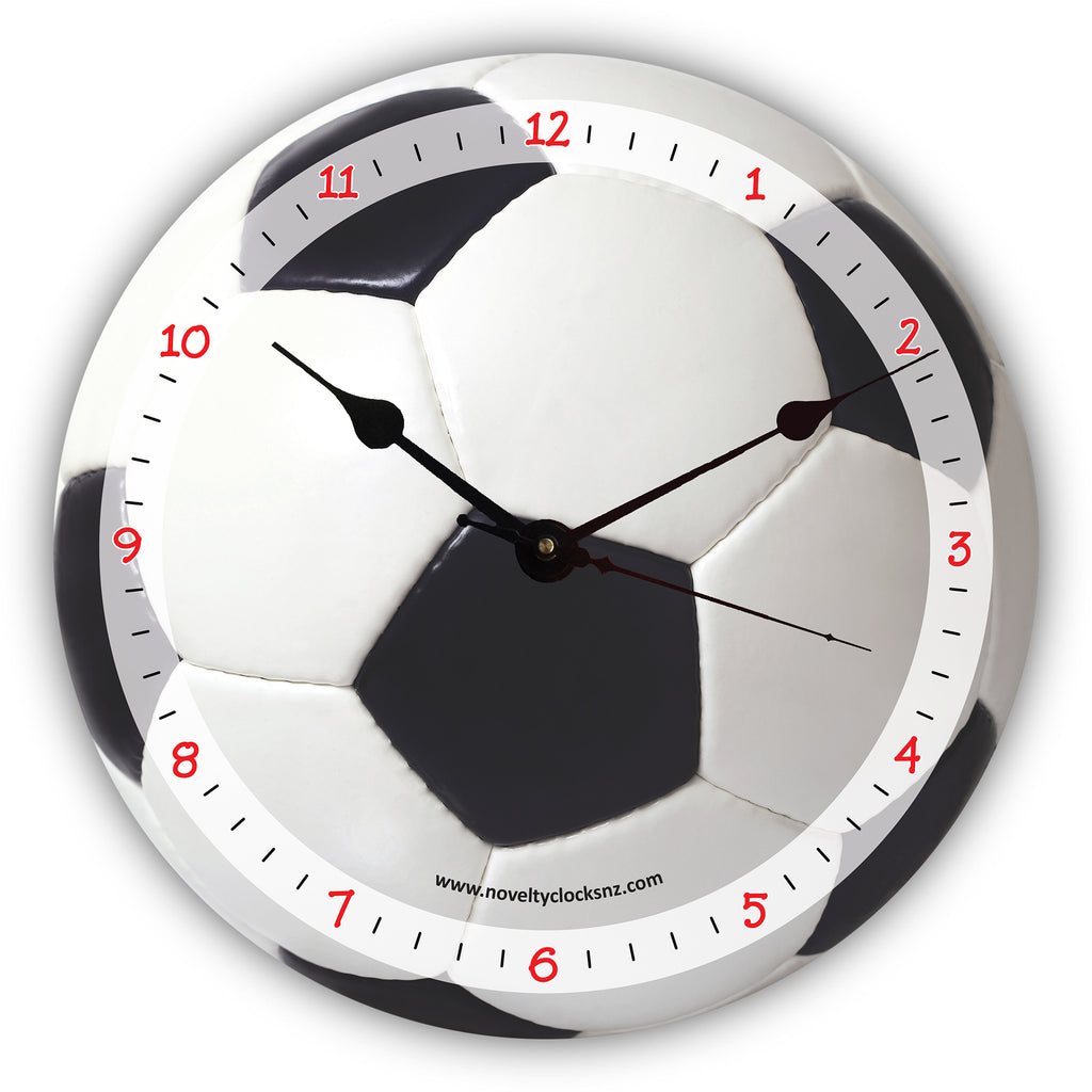 Football Sport Children Novelty Gift Clock