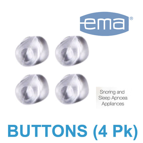 EMA ™  Strap buttons - 4 Pack