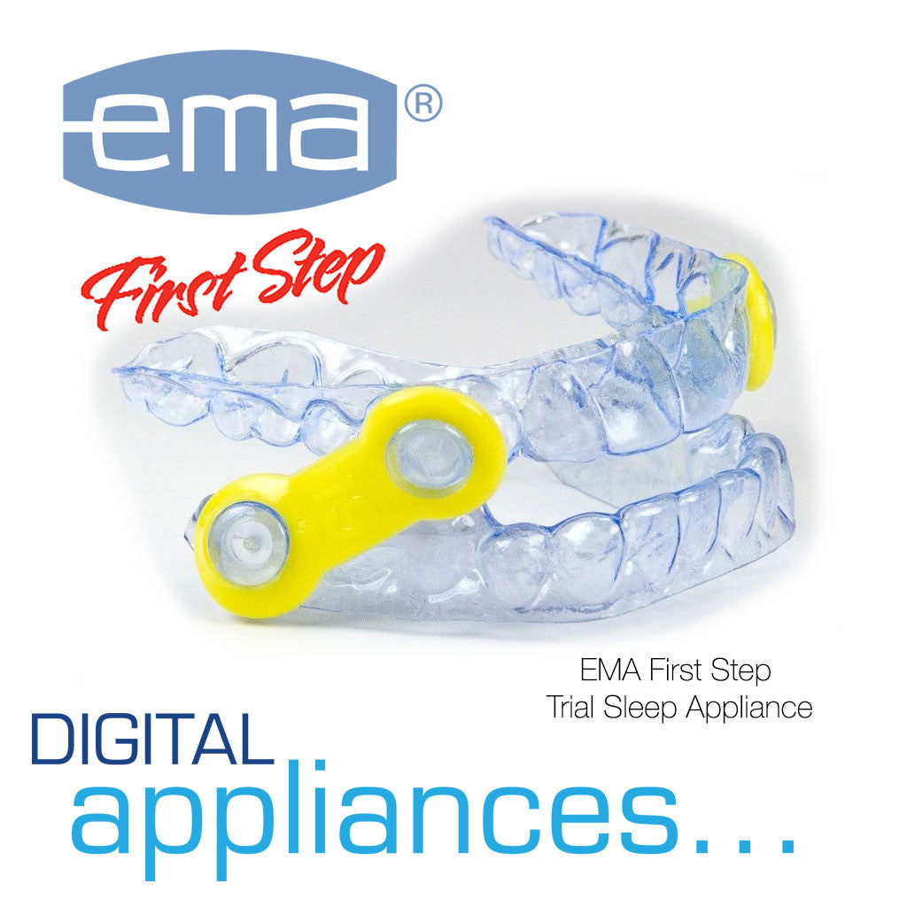 EMA™ First Step Trial Sleep Appliance -  Do it yourself Kit