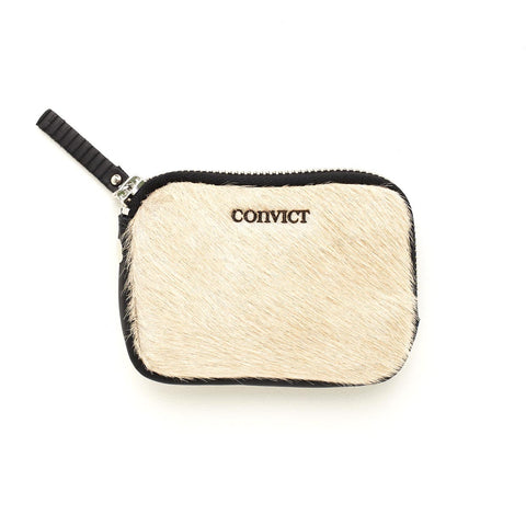 Esther Wallet Brown Cowhide