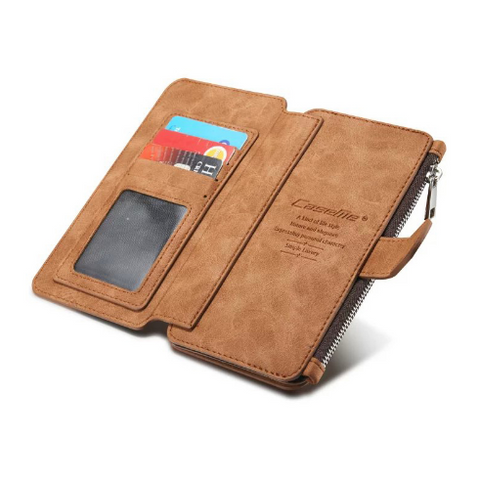 Multi-function Leather iPhone 7-7Plus Case