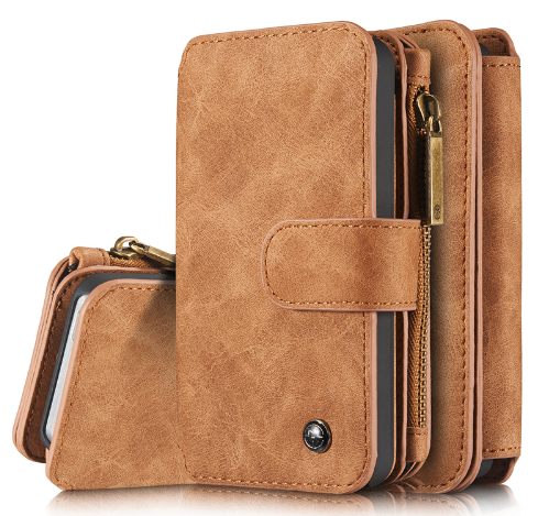 Multi-function Leather Samsung Phone Case