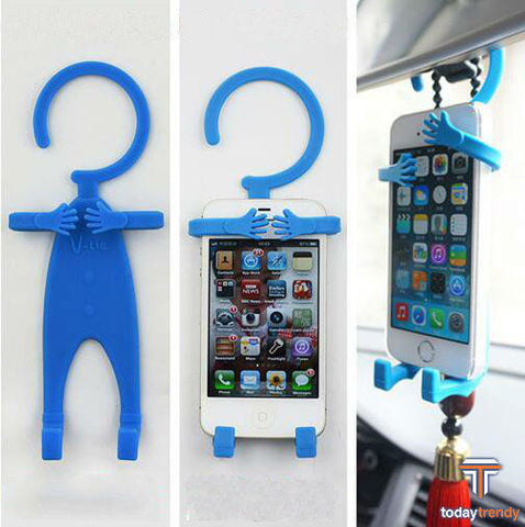 Silicone Cell Phone Holder Flexible
