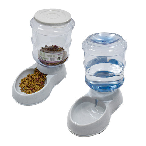 3.5L Automatic Pet Feeder for Cat Dog Puppy Auto Dispenser Bowl