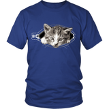 CAT ESCAPE T-SHIRT