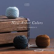 New Brooklyn Tweed Arbor Colours Released Mar 11, 2020