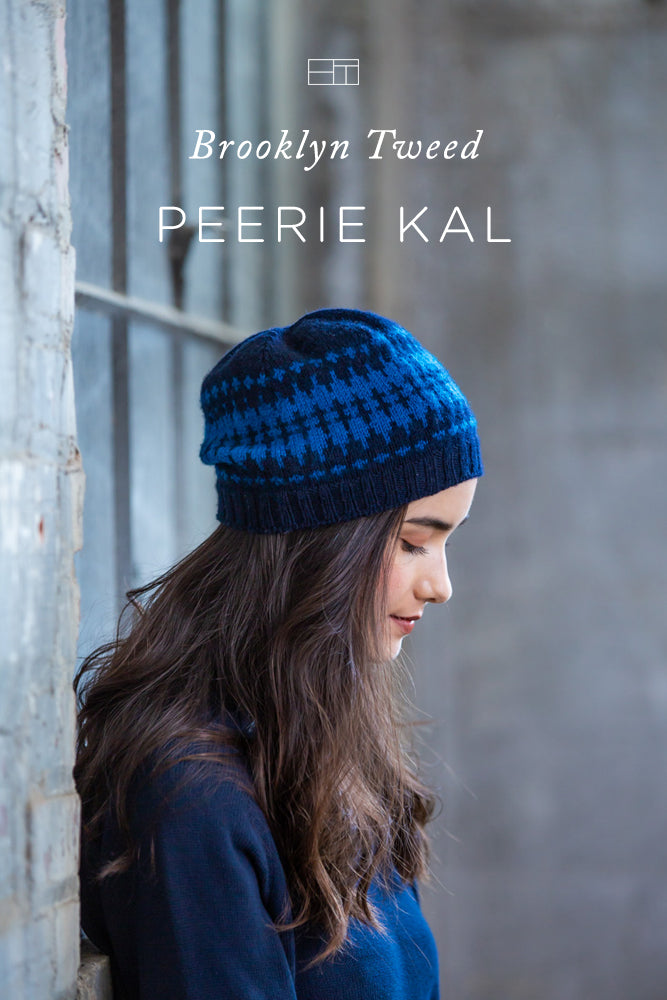 Brooklyn Tweed Peerie KAL