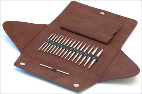 Addi Click Interchangeable Short Lace Needle Set