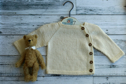 Simple Baby Sweater