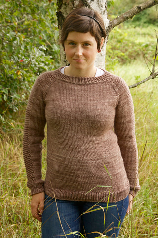 Flax - Knit Your First Sweater